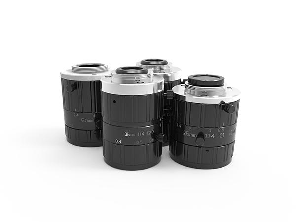 大简光学工业定焦FA镜头从品质到服务都是业界评优,让人合作放心