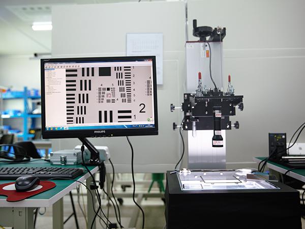 大简光学-分辨率测试