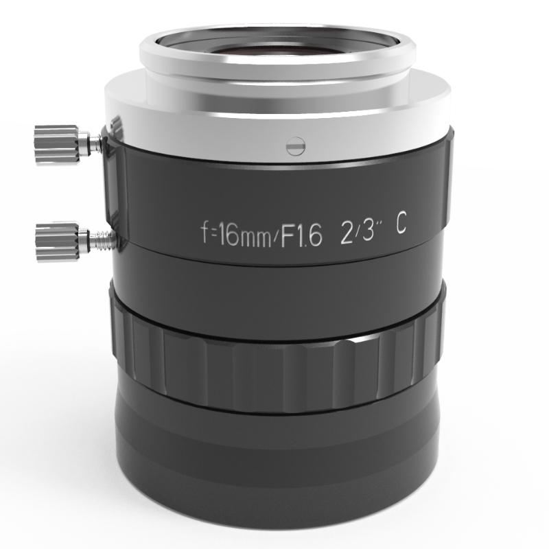 DJFA-1616-5M-230C工业FA镜头产品特性