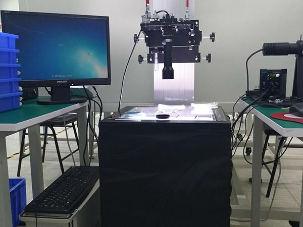 大简光学-分辨率测试设备